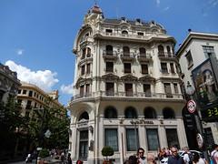 Streets of Granada (VJ Photos) Tags: hardison spain granada