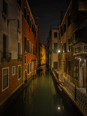 AA Tim 03 (Paso Robles Photo Guild) Tags: italy bluehour canal color venice water