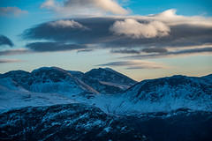 Scafell Pike (DJNanartist) Tags: nikond750 nikon28300mm lakedistrict anartist robinson newlands buttermere snow ice