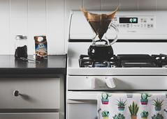 May I Offer You a Cup? (HW111) Tags: chemex crazytuesday silkalmondforcoffee cacti coffee coffeegrounds coffeemaker gasstove glass hazelnut home kitchen naturalfilters teatowel flickrfriday stilllife