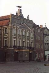 Poznań (Ray's Photo Collection) Tags: poland polish winter snow tour rail poznan 1989 poznań posen