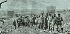 German Engineers working on a trench railway. Captured photograph ca1914 NARA111-SC-37519-ac (over 15 MILLION views Thanks) Tags: germanarmy ww1 worldwari france 19141918