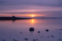 Sunset at Carantec