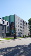 Girl (maddalena.colombo) Tags: kalamaja tallin estonia mural streetart