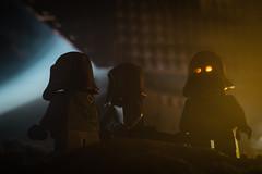 Night Haul (grzegorz.s) Tags: starwars tatooine lego jawa sandcrawler