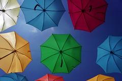 San Telmo - Galeria Solar de French 6 (luco*) Tags: amérique du sud south america del sur argentine argentina buenos aires san telmo galeria de french parapluies solar umbrellas ciel sky flickraward flickraward5