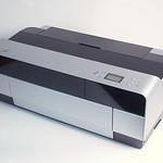 インクジェットプリンタの写真