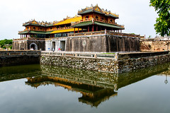 Hue, Vietnam. The Citadel (ravalli1) Tags: hue vietnam citadel history architecture art southeastasia war unesco travel vacations