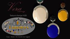 KUNGLERS - Vera earrings vendor (AvaGardner Kungler) Tags: kunglers avagardnerkungler secondlife virtualworld 3d mesh blender earrings maxi jewelry cosmopolitan