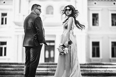 Wedding 2018 (Vestuvių fotografas / Wedding Photographer) Tags: wedding weddings woman beauty beautiful bride dress portrait pose anarosso fashion passion makeup face kaunas hair glamour ginger vogue photoshoot photography people bw groom man