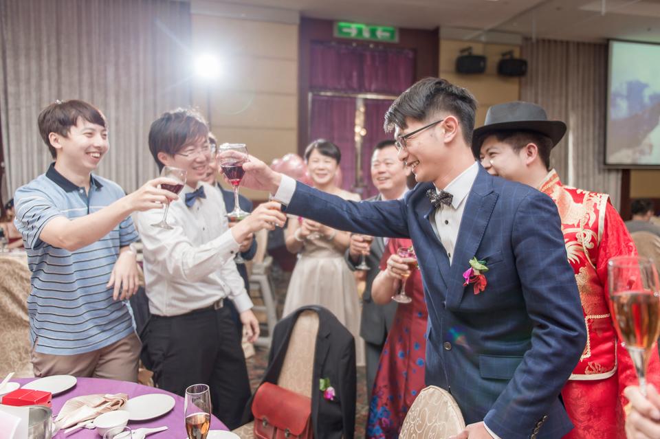 婚攝 雲林劍湖山王子大飯店 員外與夫人的幸福婚禮 W & H 141