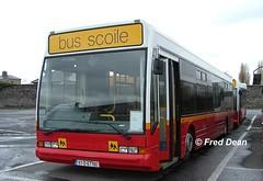 Bus Eireann OP10 (97D67780). (Fred Dean Jnr) Tags: april2005 dublin buseireann broadstone buseireannbroadstonedepot broadstonedepotdublin op10 97d67780 optare excel
