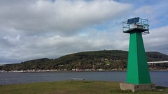 Carnac Point, Inverness, Sep 2018 (allanmaciver) Tags: carnac point inverness south kessock north black isle highlands scotland beauly firth light navigational allanmaciver