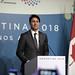 Conferencia de Prensa - Primer Ministro de Canadá Justin Trudeau