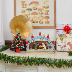 [Advent] - Nativity (Moonrabbit_ly) Tags: miniature rement advent christmas dollhouse diorama