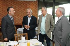10/12/2018 Almoço com representantes do Setor Produtivo do DF