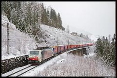 Lokomotion 189 904, Bad Hofgastein 28-12-2017 (Henk Zwoferink) Tags: lokomotion vectron henkzwoferink lm lomo rtc railtractioncompany siemens 189904 badhofgasteinsalzburgaustriaat