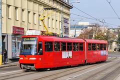 BTS_7131_201811 (Tram Photos) Tags: ckd tatra k2s bratislava dopravnýpodnikbratislava dpb strasenbahn tram tramway električková mhd električka