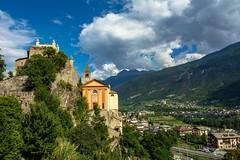 Castello di Fenis (ste.cavi92) Tags: castello aosta architettura storia nikon valle montagna
