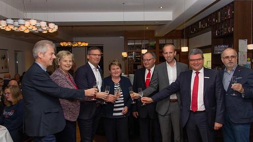 Bei der Feier zum 100. Geburtstag der SPD Westerstede habe ich ein Grußwort gesprochen.
