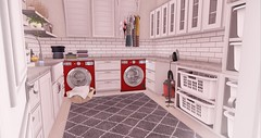 Laundry Day (The Domestic Goddess) Tags: roost applefall consignment dustbunny dutchie fanatik fancydecor hive jian qutworld secondspaces soy theloft {whatnext} pixelmode