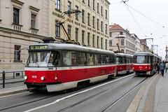 BRN_1658_201811 (Tram Photos) Tags: ckd t3rpv brno brünn strasenbahn tram tramway tramvaj tramwaj mhd šalina dopravnípodnikměstabrna dpmb tatra