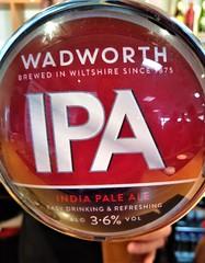 Wadworth IPA (Moments captured by Thomas & Sharon) Tags: ale ipa bitter