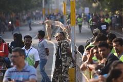 Vasai-Virar Marathon 2018 - Security Guards
