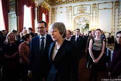 Polsko-brytyjskie konsultacje międzyrządowe (Kancelaria Premiera) Tags: premier mateuszmorawiecki konsultacjemiędzyrządowe brexit londyn