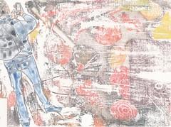 een nieuwe serie tekeningen, 15x20cm karton, horizontaal en dit is #020 (h e r m a n) Tags: herman illustratie tekening 15x20cm tegeltje drawing illustration karton carton cardboard kunst art horizontal landscape fotograaf photographer photo foto iphone mobilephone mobile mobiel apple