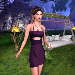 LuceMia - Pink Cherry (2018 SAFAS AWARD WINNER - Favorite Blogger - MISS ) Tags: pinkcherry pc flapdress aymeline berry available sl secondlife mesh fashion creations blog beauty hud colors models lucemia
