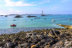 France - Île Vierge - GR34 (andrei.leontev) Tags: enezwerch île vierge ile finistere finistère phare france frankreich bretagne brittany lighhouse leuchtturm gr34