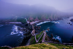 San Juan de Gaztelugatxe Evening Fog - filming location for HBO's Game of Thrones (Joshua Mellin) Tags: sanjuandegaztelugatxe gaztelugatxe san juan de bermeo biscay bay basque basquecountry bilbao spain spanish spanishbasquecountry gameofthrones dragonstone daenerys targaryen actress daenerystargaryen hbo show book books tv real life whereisdragonstoneinreallife reallife filming location locations filminglocaitons westeros history tour tours got finale season season8 stream joshuamellin joshmellin cnn travel cnntravel journalist writer photographer author josh joshua mellin instagram twitter media socialmedia verified iconic best photo photos pic pics picture pictures photograph photographs