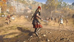 AC:Odyssey (Gamesbaul) Tags: assassins creed odyssey kassandra spartan greece awesome cool character woman power hero female sexy hot warrior pictures scenery panoramic views beautiful gaming game videogame xbox microsoft ubisoft adventure gorgeous colors wild sword sparta army retrato