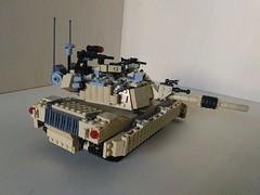 Lego M1A3 Abrams SEP V.3-TUSK 2 MBT (2) (Parm Brick) Tags: lego military army moc afol tank vehicle abrams tusk2 sep3 usa m1a3 m1a3abrams