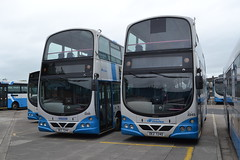 Translink Ulsterbus 2244 OEZ7244 & 2245 OEZ7245 (Will Swain) Tags: ballymena 13th june 2018 bus buses transport travel uk britain vehicle vehicles county country ireland irish city centre north northern williamsdigitalcamerapics101 translink ulsterbus 2244 oez7244 2245 oez7245 oez 7244 7245