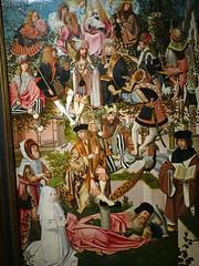 The tree of Jesse / Circle of Geertgen tot Sint-Jans (Beyond the grave) Tags: art thetreeofjesse circleofgeertgentotsintjans rijksmuseum amsterdam netherlands holland painting