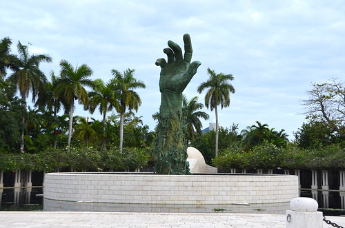 Holocaust Memorial Miami Beach