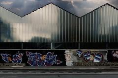 Gloire au PSG ! (Edgard.V) Tags: paris parigi street art graffiti verratti neymar football futebol calcio soccer glory gloria
