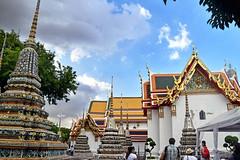 Wat Pho (Manoo Mistry) Tags: watpho buddhist buddha buddhism buddhisttemple bangkok thailand nikon nikond5500 tamron tamron18270mmzoomlens