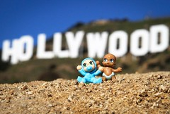 Hooray For Hollywood ! (James Whorriskey (Delbert Jackson)) Tags: children tourists usa losangeles hollywood hollywoodsign wains photographer irish ulster ireland northernireland londonderry derry delbertjackson jameswhoriskey jameswhorriskey