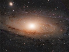 The Heart Of Andromeda (Photonen-Sammler) Tags: messier 31 m31 andromeda galaxy deep sky astronomy astrophotography