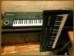 Roland JP8000 & Juno 106 (stanasko) Tags: 2keys 2keyboards cuopleofsynths synthesizers synths synth analog virtual jp8000juno106 rolandkeyboards studiokeyboards keyboards keyboard jp8000 juno juno106 rolandjuno106 rolandjuno rolandjp8000 roland