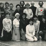Toronto Ontario - Canada  - Dance Class Group Portrait  - 1984 thumbnail