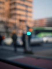 Das Licht. / 21.01.2019 (ben.kaden) Tags: berlin berlinmitte alexanderstrase licht weniggrün streetphotography 2019 21012019
