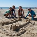 The Sandcastle Of Plage Les Bonnes