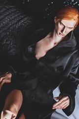 silk (╭∩╮ʕ•ᴥ•ʔ╭∩╮) Tags: generalhux balljointeddoll bjdphotography bjdphoto bjdkylux kylux