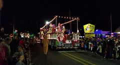 Lucedale Christmas Parade (ciscoaguilar) Tags: christmas mississippi lucedale parade float