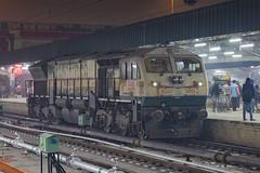 Indian Railways WDG-4 12665 New Delhi (daveymills37886) Tags: indian railways wdg4 12665 new delhi class