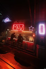 Star Citizen: MacIntyre & Victor's Bar (Narayan_N7) Tags: roberts chris narayan imperium cloud cig fiction science scifi citizen star rsi screenshot photography ship space starcitizen uhd 4k entourage lights light details colors 31 30 32 33 lines atmosphere architecture 34 cyberpunk bar neon people shadow red